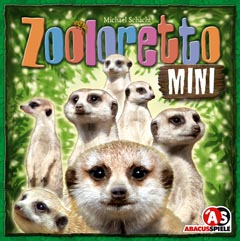 Zooloretto Mini cover