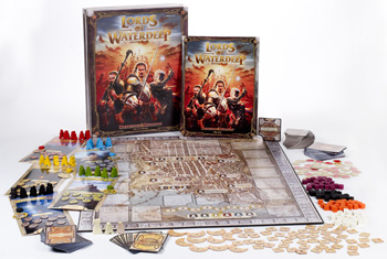 Review: Lords of Waterdeep | The Opinionated Gamers image