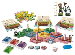Review: Takenoko | The Opinionated Gamers image