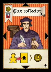 Tournay Card