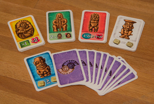 The God Cards...  Credit: Schaulustiger @ BGG