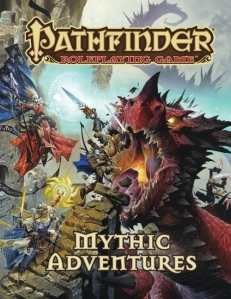 Pathfinder.Mythic adventures