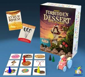 Game Review: Forbidden Desert | The Opinionated Gamers image