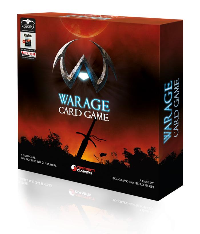 warage box