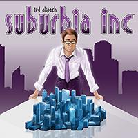 Suburbia Inc Cover