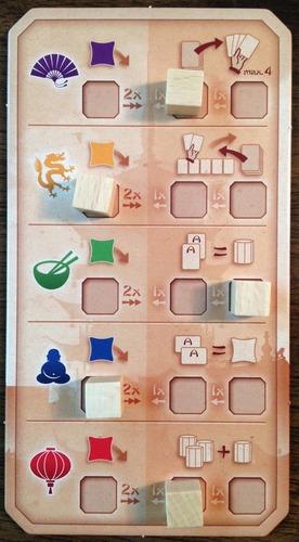 pagoda board