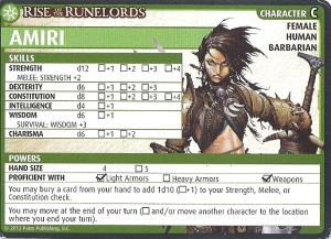 pathfinder character 2