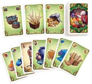 Dale Yu: Review of Five Tribes (Days of Wonder) | The Opinionated Gamers image