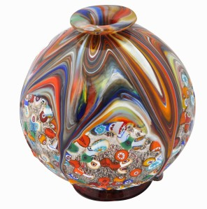 Example of Murano glass vase - pretty cool