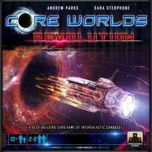 Core Worlds: Revolution box cover