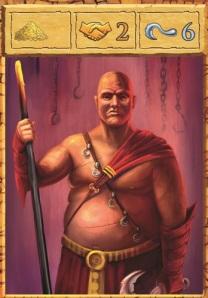 Pyramidion - card