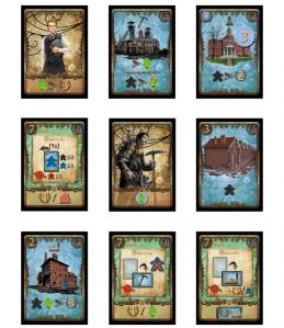 Spyrium - cards