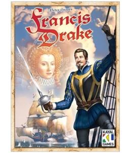 Francis Drake - cover