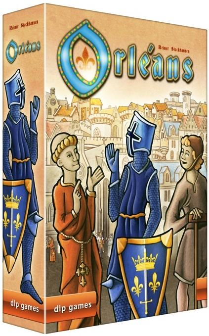 Dan Blum: Review of Orléans | The Opinionated Gamers image