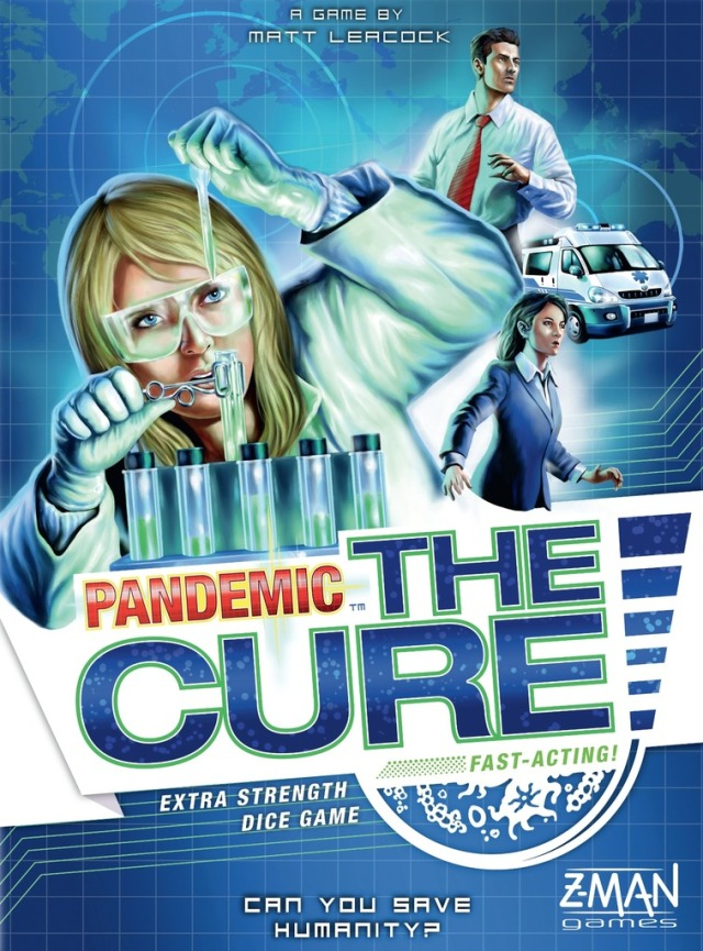 pandemic cure box