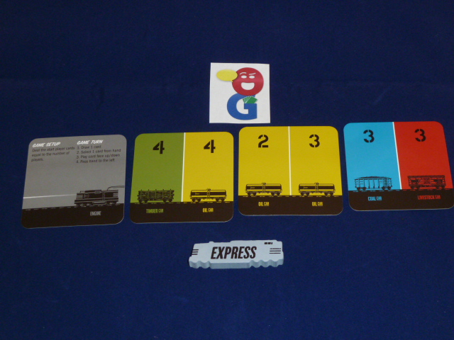 Yardmaster Express Train