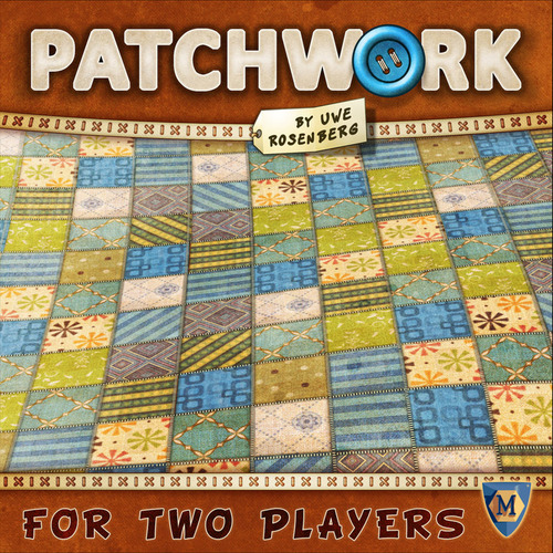 Patchwork | The Opinionated Gamers image