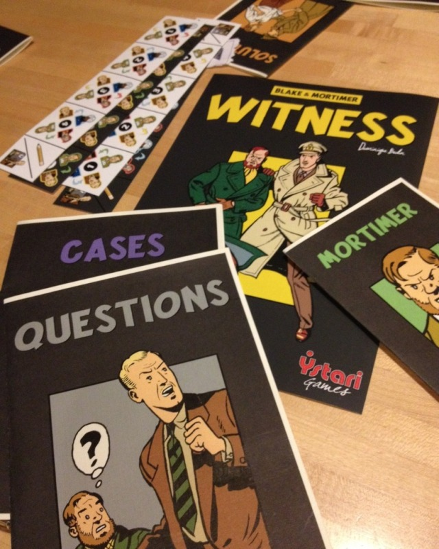witness books