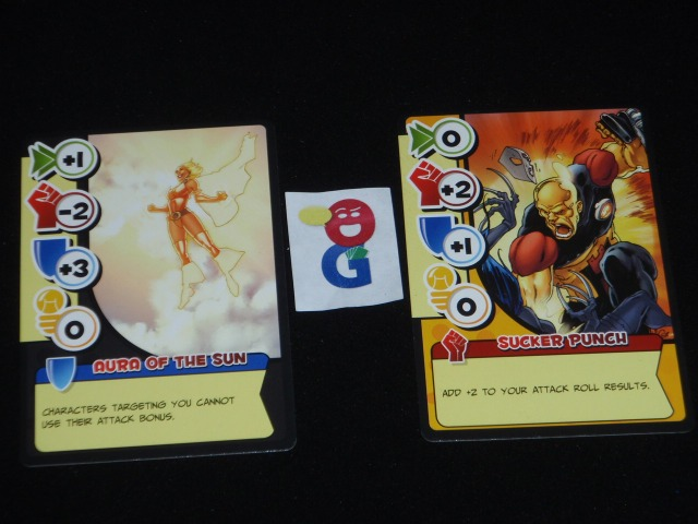 some of the power cards