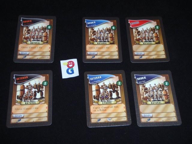 The starter decks