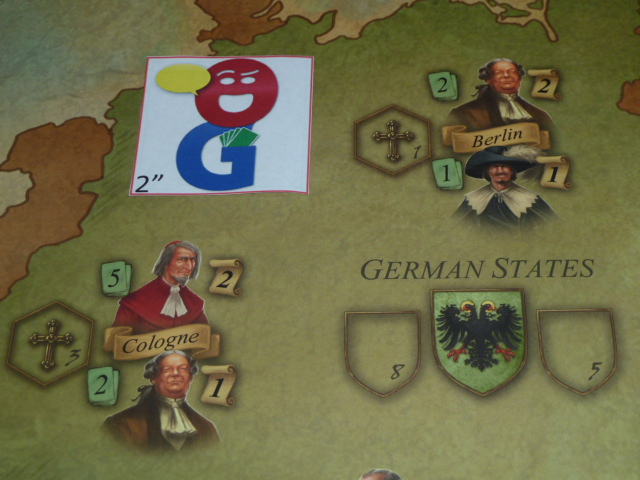 layout for the bonus tiles in part of Germany