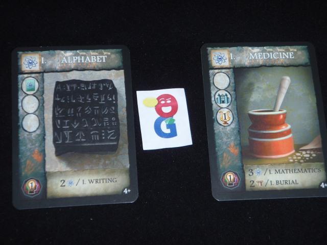 Example of an Era 1 card