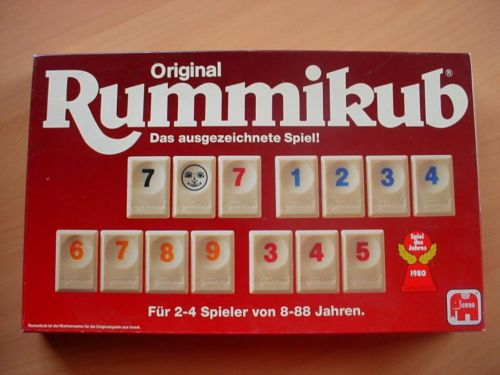 Rummikub box