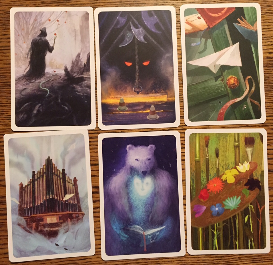 Image result for mysterium cards