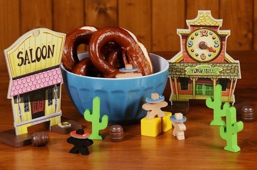 flick em up pretzel