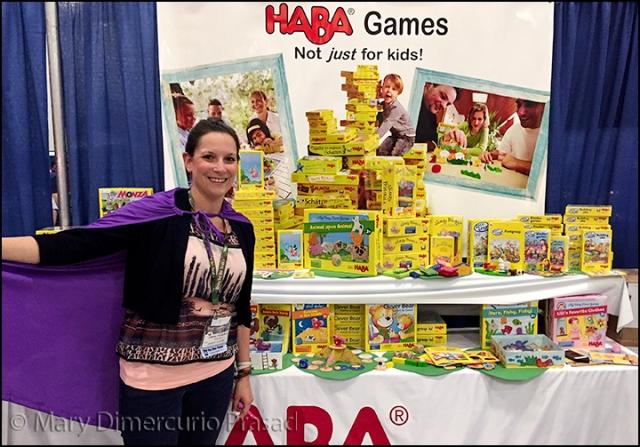Haba Booth