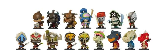 Full set of figures - love 'em!