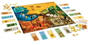 Kosmos Game - Lost Cities: The Board Game
