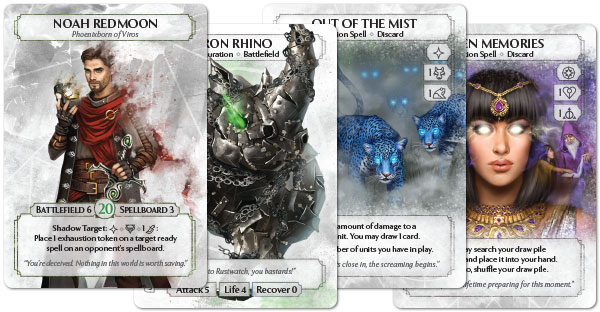 Ashes: Rise of Phoenixborn