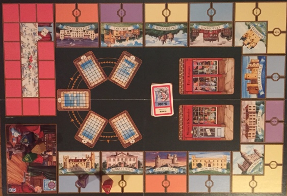 Adel Gameboard