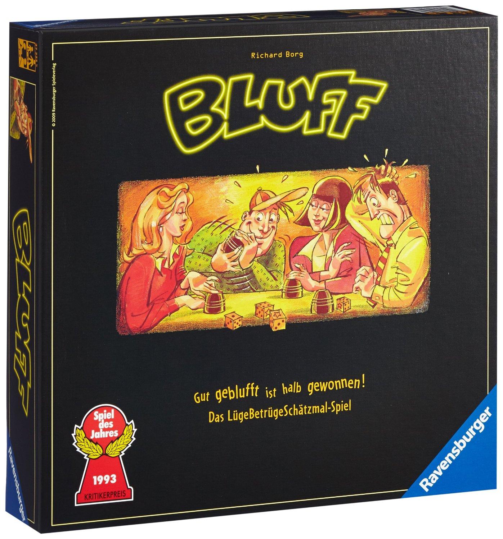 SdJ Re-Reviews #15: Bluff (a.k.a. Liar's Dice or Call My Bluff ...