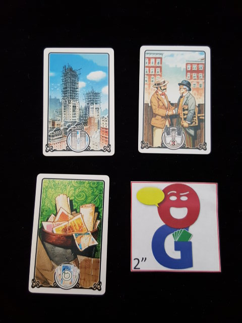 The Action Cards