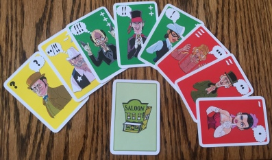 Drunter Cards