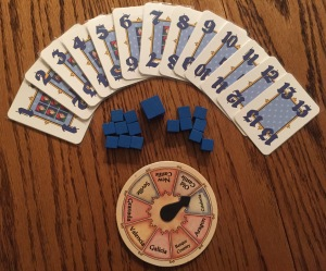 El Grande Player Components