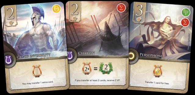 Elysium Hades Cards