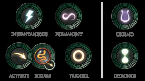 Elysium icons