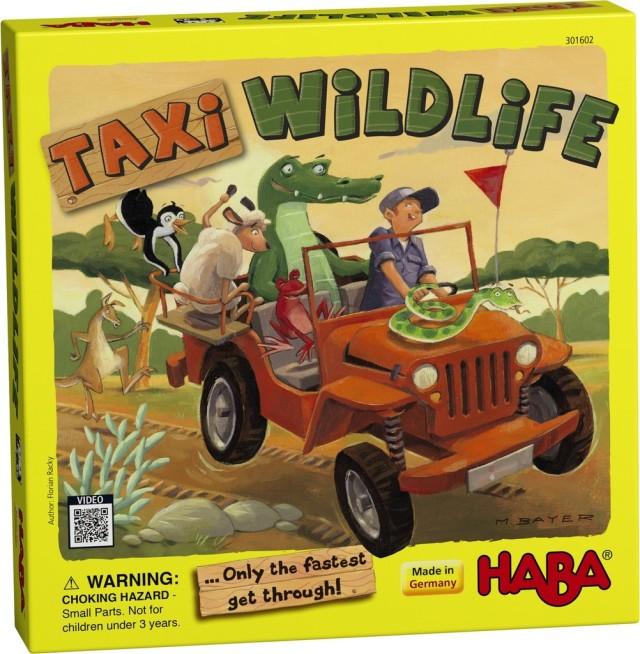 Taxi wildlife