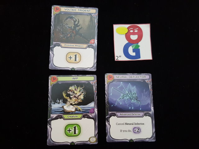 Examples of card art