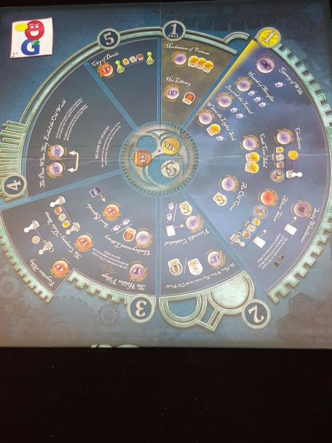 Board Games Games Code of Nine Board Game