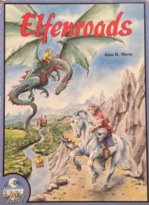 Elfenroads Cover