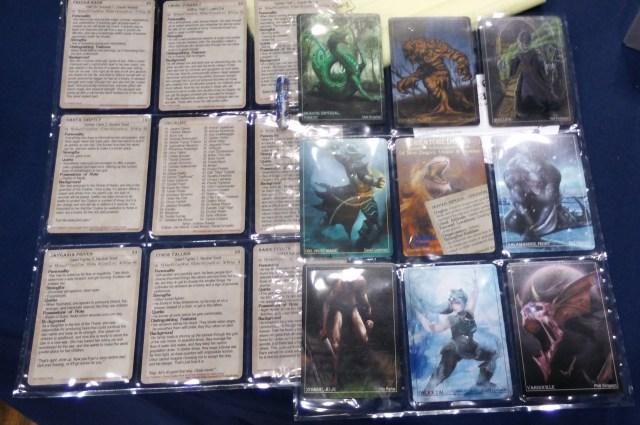 npc cards