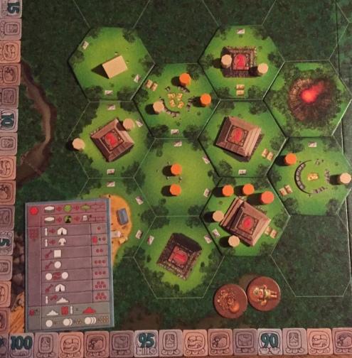 Tikal Board