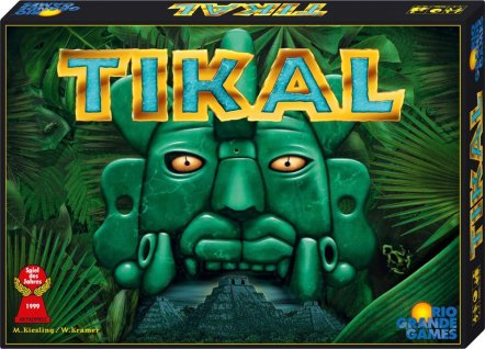 Tikal Cover