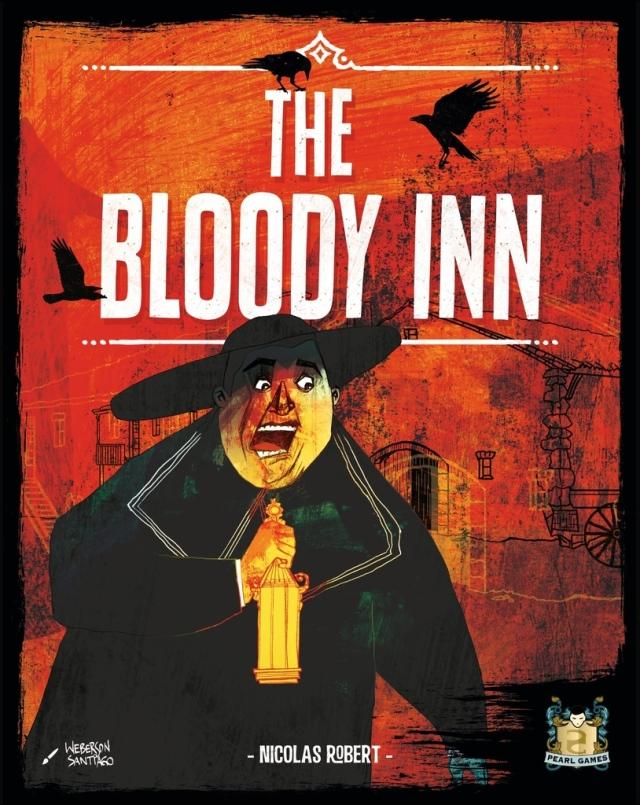 bloody inn cover