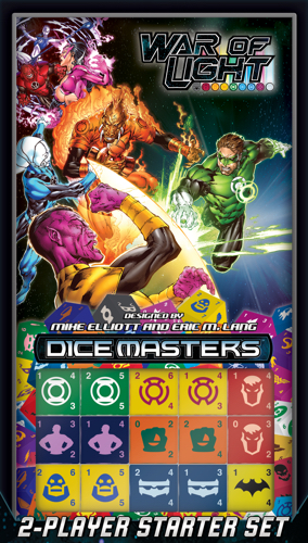 Matt Carlson Preview Of Dice Masters War Of Light The