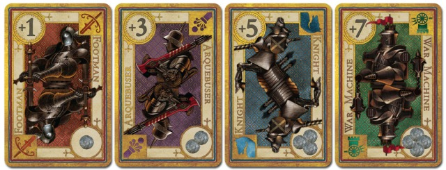 dogs of war cards
